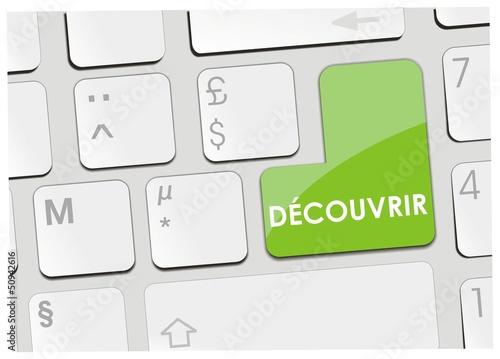 clavier découvrir
