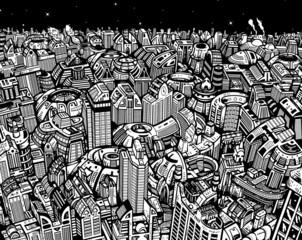 Future City IV