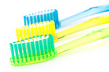 Colorful toothbrush