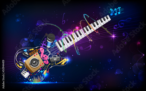 Music Background - 50944419