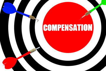 Our goal is compensation