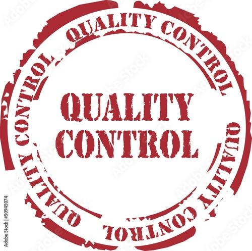 tampon quality control