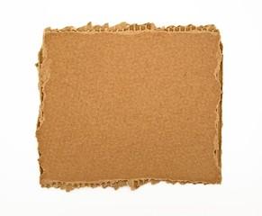 Old Cardboard Scrap