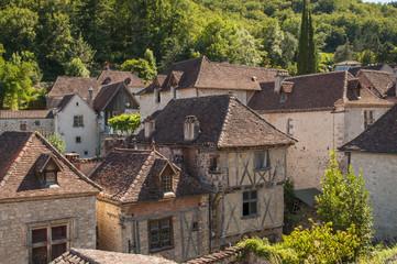 Saint-Cirq Lapopie classé parmi les plus beaux villages de Fran