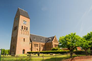 Dutch church in Groningen