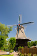 Windmill in Dutch Groningen