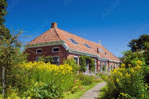 Houses in Dutch Groningen