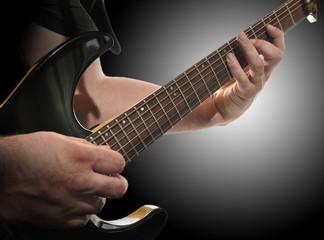 Guitarrista.