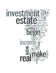 Utilizing a Real Estate Investment for Passive Income