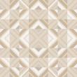 Fashion pattern with square diamonds