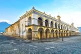 Fototapety Palacio de los Capitans Antigua, Guatemala