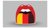 Fototapety mouth german