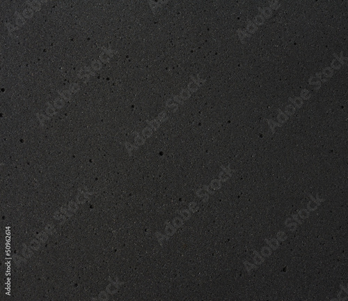 Foam bubble dark gray texture - 50962614
