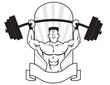 sports emblem vector
