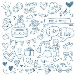 Wedding Doodles