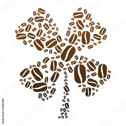 Coffee Bean Clover