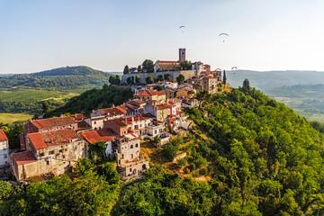 Motovun - Croatia