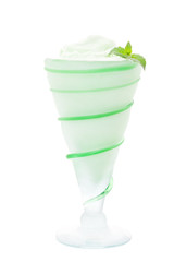 St Patricks Day Milk Shake