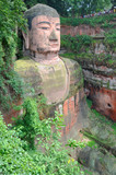 Leshan Giant Buddha, UNESCO World Heritage site, Sichuan, China