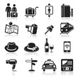 Travel icons set2. vector eps 10