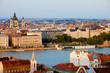 City of Budapest Cityscape
