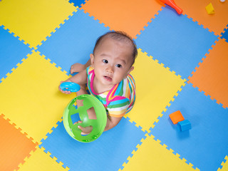 colorfull baby mat 5