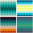 sets of seamless geometric patterns