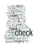 Check scams When can you be sure a check is actually good poster