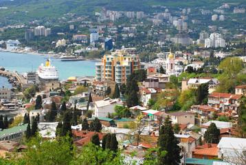 Курортный город. Крым