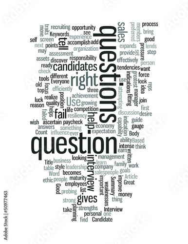 Great Interview questions to help you find the right Candidate