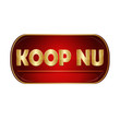 Koop Nu -  red web icon for dutch e-commerce websites