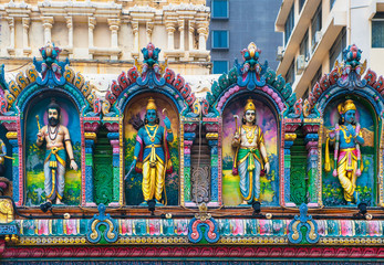 Sri Krishnan temple, Singapore