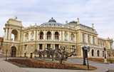 Odessa National Academic Theater of Opera and Ballet, Ukraine