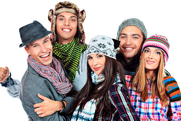 hats and scarfs