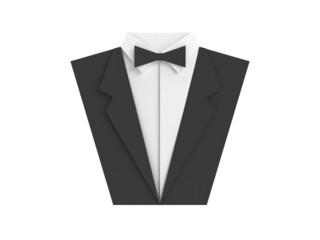 paper suit