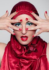 make up rot / redcap 01