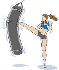 Kickboxergirl