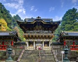 Nikko Tosho-gu Shrine in Japan