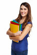 Student girl.