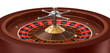 Casino Roulette isolated