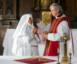 Communion and nun