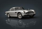 Aston Martin Db 5 Silver - 50994441