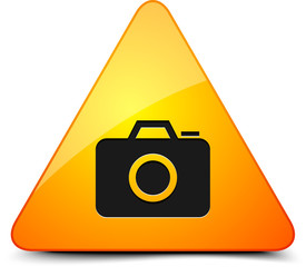 Photo Hazard sign