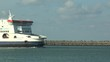 ferry entrant à calais