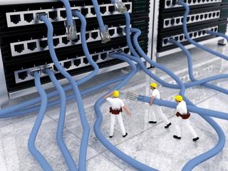 Information Technology network problem