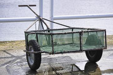 Carro de pescadores