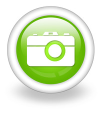 "Light Green Icon ""Camera"""