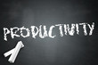 "Blackboard ""Productivity"""