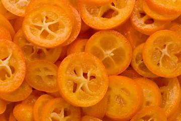 Kumquat Slices