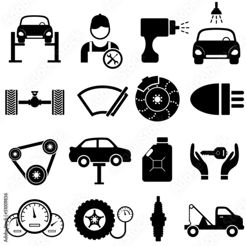 Car maintenance and repair